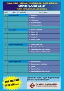 05 Jogja Karya Media - UAN SMP