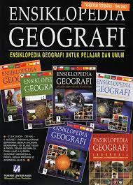 buku umum - ensiklopedia geografi indonesia