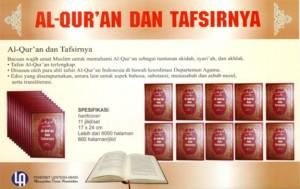 Al Quran Dan Tafsirnya