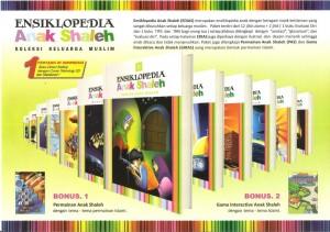 Ensiklopedia anak soleh