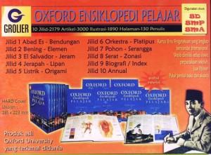 Jogja Karya Media - Oxford Ensiklopedia Pelajar