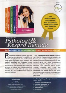 Jogja Karya Media - Psikologi dan Kespro Remaja